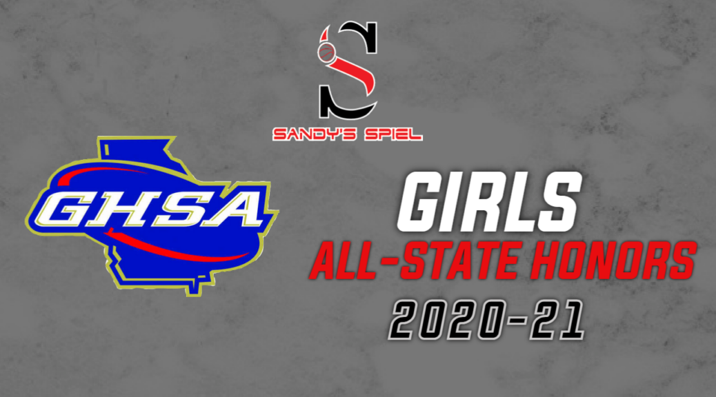 2020-21 GHSA Girls Basketball All-State Honors