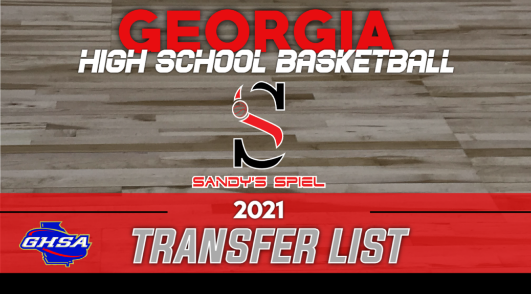 GHSA High School Basketball Transfer List