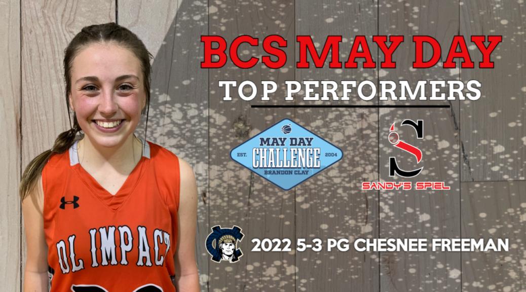 BCS May Day