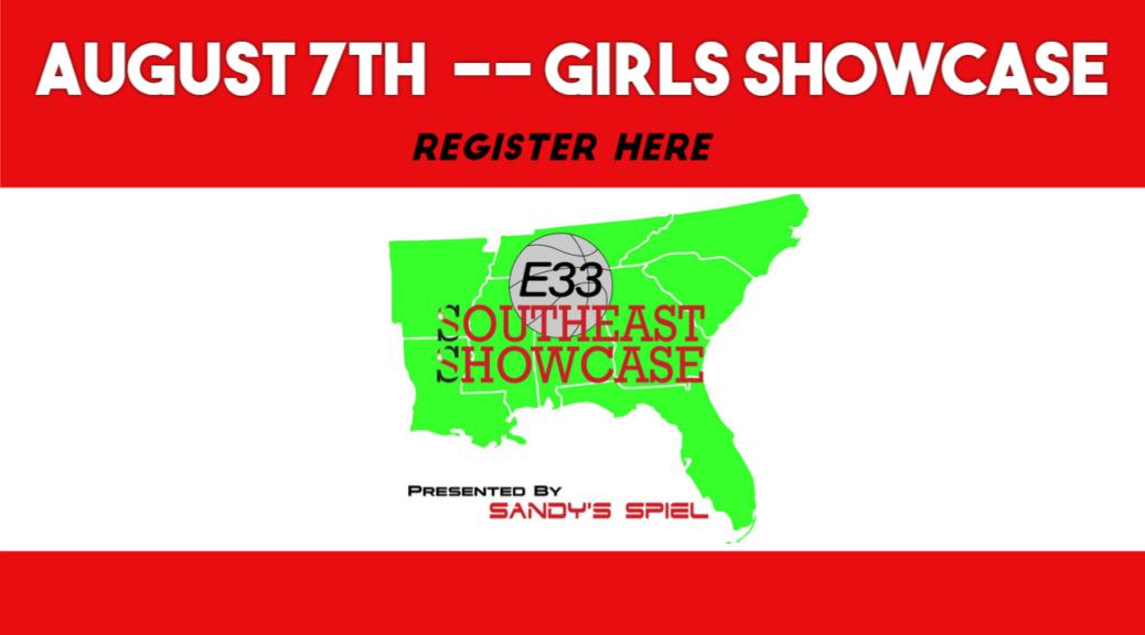 E33 Showcase
