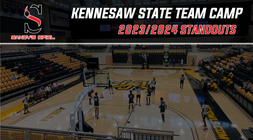 Kennesaw State Team Camp