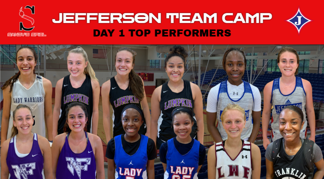 Jefferson Team Camp