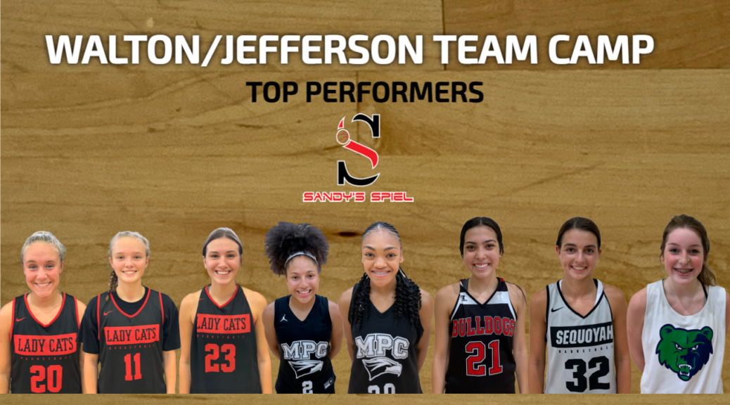 Walton/Jefferson Team Camp