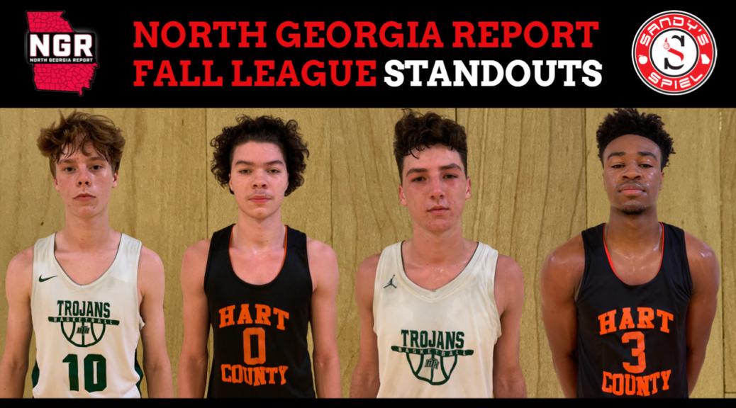 North Georgia Fall League Standouts